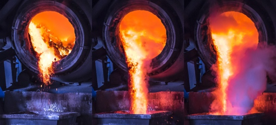 smelting-furnaces