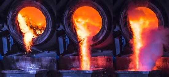 smelting-furnaces